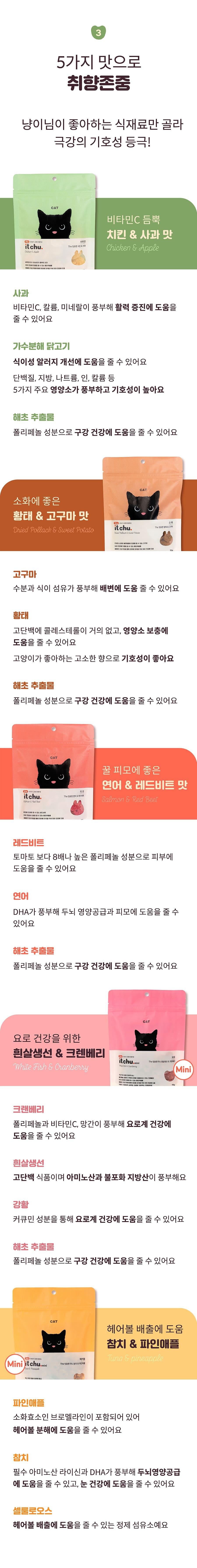 it 더 잇츄 캣 핑퐁 파티믹스 팩-상품이미지-18